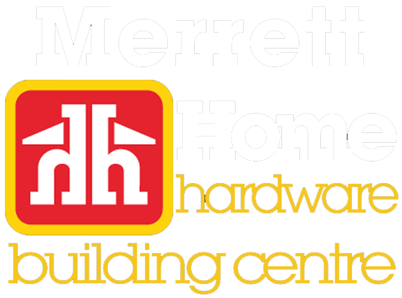 Merrett home hardware peterborough tool rentals building materials logo solutioingenieria Image collections