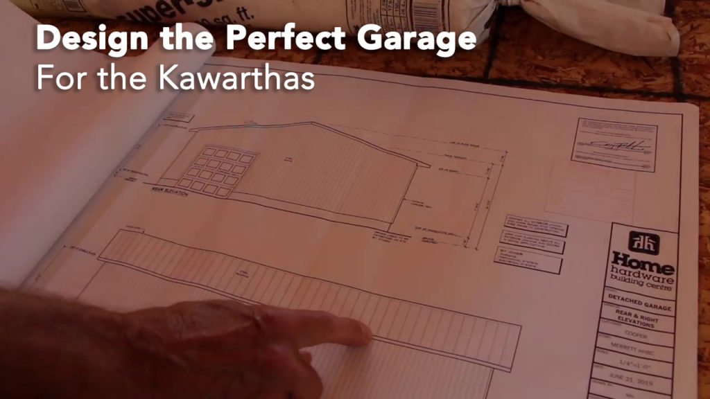 Design the Perfect Garage For the Kawarthas